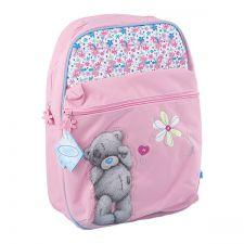 "Рюкзак розовый  ""Мишка с цветком "" ME TO YOU."